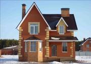 Проектирование коттеджей за 200 руб/кв.м.,  Готовые проекты - 15000 руб