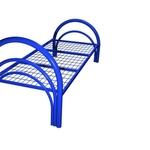 Металлические кровати ГОСТ образца для казарм