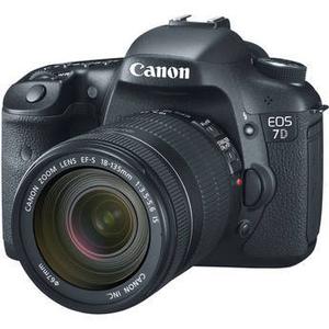 Canon EOS 7D цифровых зеркальных