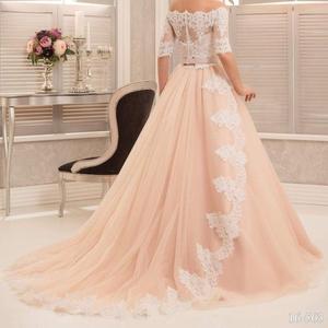 Садебное платье шикарное