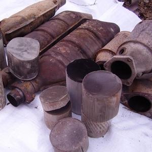 Прием,  скупка,  утилизация отработанных катализаторов (нейтрализаторов)