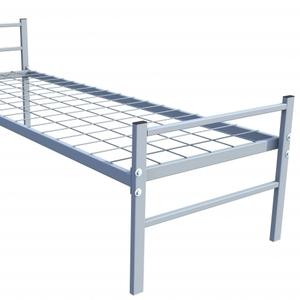 Кровати металлические одноярусные престиж