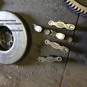 Гидрораспределитель клапана Volvo EC240,  290,  460 проверенные