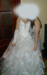 Продам свадебное платье из салона