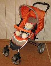 Продам прогулочную коляску Lider Kids S203