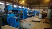 Завод по рубке металла. Гильотина гидравлически азотная.