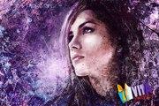 Портрет в стиле Grange,  Монро Арт,  Dream Art в Самаре